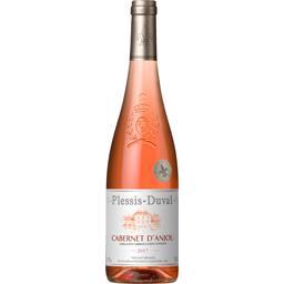 Cabernet d'Anjou Plessis-Duval Cabernet d'Anjou la bouteille de 75 cl