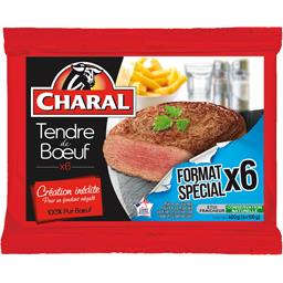 Charal Tendre bœuf