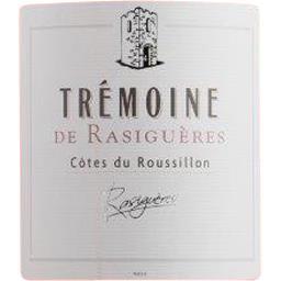 Côtes du Roussillon - Trémoine, vin rosé