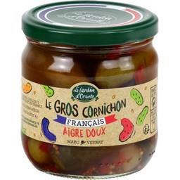 Le Gros Cornichon Français aigre doux