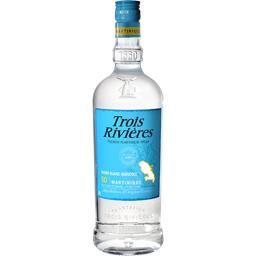 Trois Rivières Trois Rivieres Rhum blanc agricole Martinique la bouteille de 100 cl