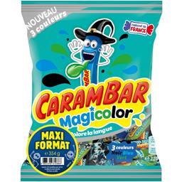 Carambar Bonbon Magicolor Halloween le sachet de 354 g