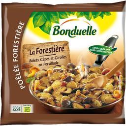 Poêlée La Forestière