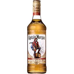 Captain Morgan Captain Morgan Spiced Gold Liqueur à base de Rhum la bouteille de 70 cl