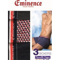 Boxers nouvelle vague taille 3