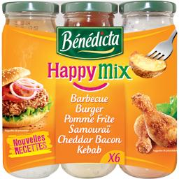 Sauces Happy Mix