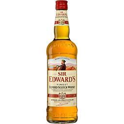 Sir Edward's Sir Edward's Finest Blended Scotch Whisky la bouteille de 100 cl