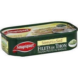 Saveur du Sud - Filets de thon façon pesto au basili...