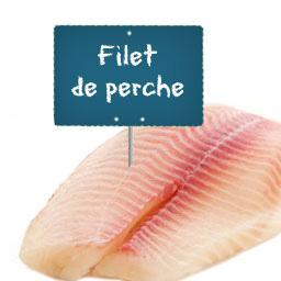 Filet de PERCHE  La portion à la demande à partir de 250gr