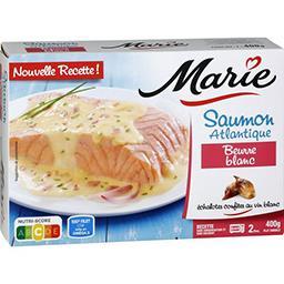 Saumon Atlantique beurre blanc