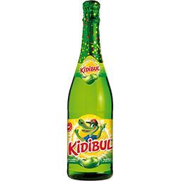 Kidibul Kidibul Jus de pomme pétillant la bouteille de 75 cl