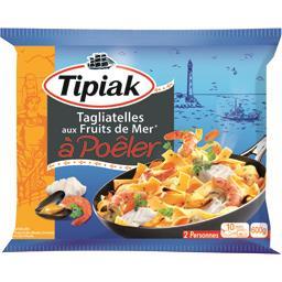 A Poêler - Tagliatelles aux fruits de mer