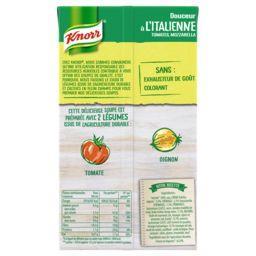 Knorr Knorr Soupe Douceur à l'italienne tomates mozzarella la brique de 1 l