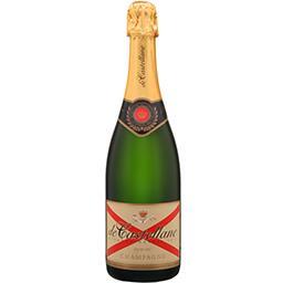 De Castellane De Castellane Champagne demi-sec la bouteille de 75 cl