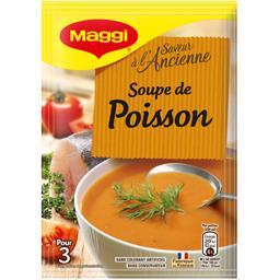 Maggi Maggi Soupe de poisson la boite de 78 g