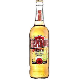 Desperados Desperados Bière Tequila la bouteille de 0,65 l