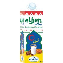 Lait fermenté Elben Lacteor