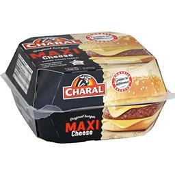 Maxi Cheese Burger