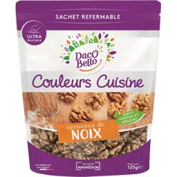 Daco Bello Daco bello Cerneaux de noix Sachet refermable 125g