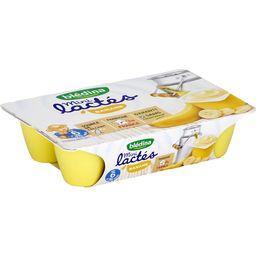 Lactés - Mini laitage banane, de 6 à 36 mois