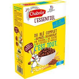 Chabrior Céréales billes chocolatées le paquet de 375 g