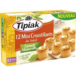 Tipiak Mini croustillant du soleil tomate mozzarella basili...