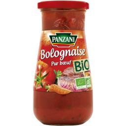 Sauce bolognaise BIO