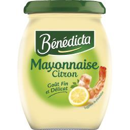 Mayonnaise citron