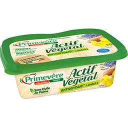 Primevère Primevère Margarine Actif Végétal la barquette de 240 g