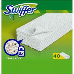 Swiffer Swiffer Lingettes sèches pour balai la boite de 40