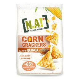 Corn crackers au quinoa BIO