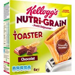 Nutri-Grain - Croustillant de céréales chocolat