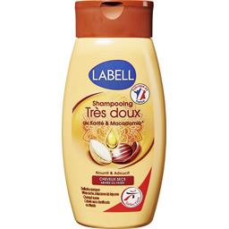 Shampooing très doux beurre de karité et huile d'arg...