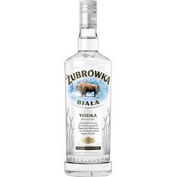 Zubrowka Zubrowka Vodka Biala la bouteille de 70 cl