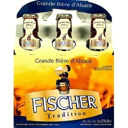 Tradition basket 6x25 cl