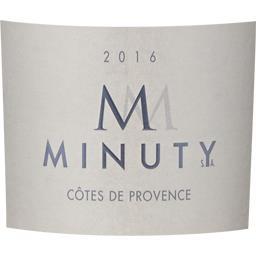 Côtes de provence, vin rosé 2016
