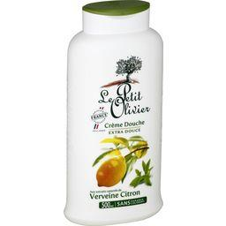 Crème douche extra douce verveine citron