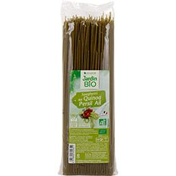 Jardin Bio Spaghetti quinoa persil ail BIO