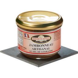 Jambonneau Artisanal au sel de Guérande SAVEURS DES MAUGES 180g