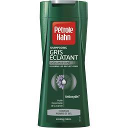 Shampooing Gris Eclatant, cheveux poivre & sel