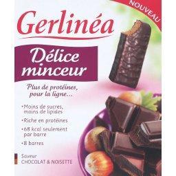 Ma Pause - Barre de régime, Bouchées chocolat noisette