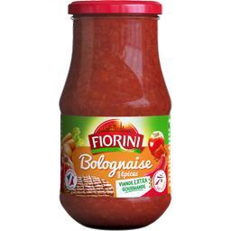 Sauce bolognaise aux épices