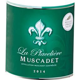 Muscadet, vin blanc sec