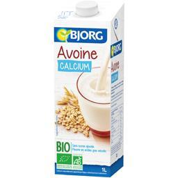 Bjorg Bjorg Boisson avoine calcium BIO la brique de 1 l