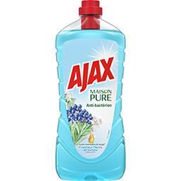 Ajax Ajax Maison Pure - Nettoyant ménager anti-bactérien sureau le flacon de 1,25 l