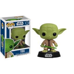 Pop Star Wars Yoda