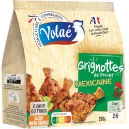 Grignottes de poulet mexicaine
