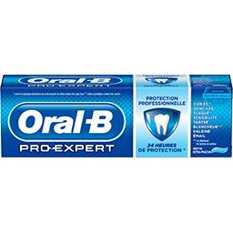 Oral B Oral-B Dentifrice pro-expert protection professionnelle Le tube de 75 ml