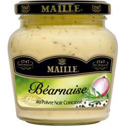 Sauce Béarnaise au poivre noir concassé