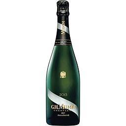 G. H. Mumm Mumm millesime Champagne brut, mumm millesime La bouteille de 75cl